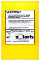 Solaris - 11 x 17 Movie Poster - Style B
