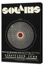 Solaris - 27 x 40 Movie Poster - Polish Style A - Museum Wrapped Canvas