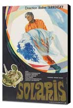 Solaris - 27 x 40 Movie Poster - Russian Style A - Museum Wrapped Canvas