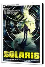 Solaris - 27 x 40 Movie Poster - Italian Style A - Museum Wrapped Canvas
