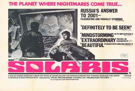 Solaris - 27 x 40 Movie Poster - Style B