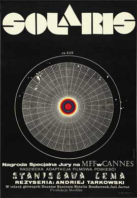 Solaris - 11 x 17 Movie Poster - Polish Style A