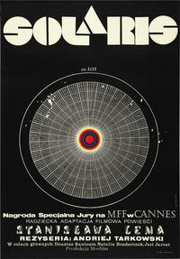Solaris - 43 x 62 Movie Poster - Polish Style A