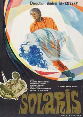Solaris - 11 x 17 Movie Poster - Russian Style A