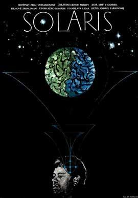 Solaris - 11 x 17 Movie Poster - Czchecoslovakian Style A