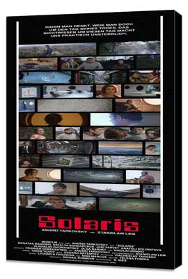 Solaris - 14 x 40 Movie Poster - German Style A - Museum Wrapped Canvas