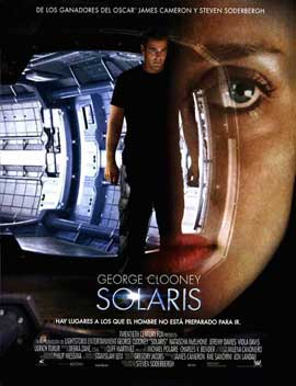 Solaris - 11 x 17 Movie Poster - Spanish Style A