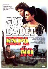Soldadito Espanol - 11 x 17 Movie Poster - Spanish Style A