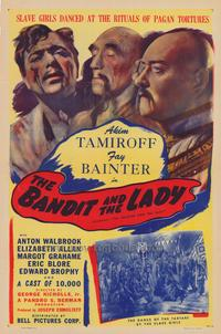 Soldier and the Lady - 43 x 62 Movie Poster - Bus Shelter Style A