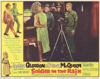 Soldier in the Rain - 11 x 14 Movie Poster - Style H