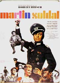 Soldier Martin - 11 x 17 Movie Poster - French Style A