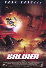 Soldier - 11 x 17 Movie Poster - Style A