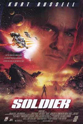 Soldier - 27 x 40 Movie Poster - Style A