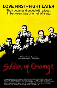 Soldier of Orange - 11 x 17 Movie Poster - Style A