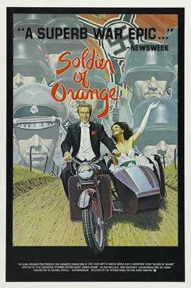 Soldier of Orange - 27 x 40 Movie Poster - Style B