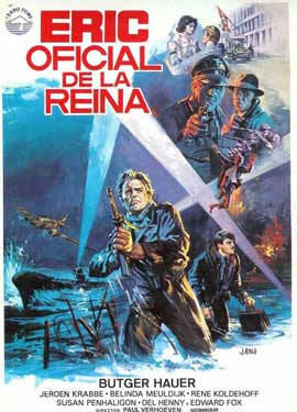 Soldier of Orange - 27 x 40 Movie Poster - Spanish Style A