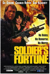 Soldier's Fortune - 11 x 17 Movie Poster - Style A