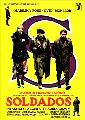 Soldiers - 11 x 17 Movie Poster - Spanish Style A