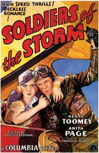 Soldiers of the Storm - 11 x 17 Movie Poster - Style A