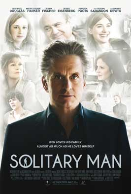 Solitary Man - 43 x 62 Movie Poster - Bus Shelter Style A