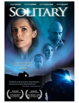 Solitary - 11 x 17 Movie Poster - Style A