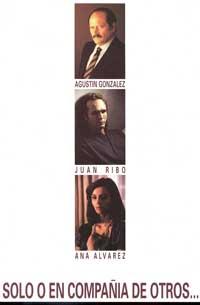 Solo o en compania de otros - 27 x 40 Movie Poster - Spanish Style A