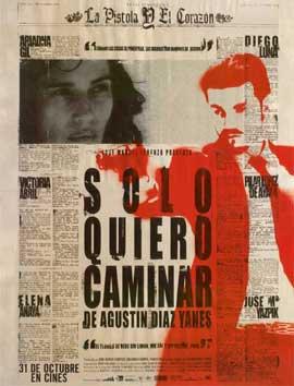 Solo Quiero Caminar - 11 x 17 Movie Poster - Spanish Style A