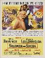 Solomon and Sheba - 27 x 40 Movie Poster - Style B