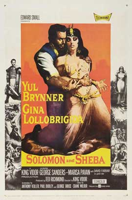 Gina lollobrigida solomon and sheba - 2 part 6