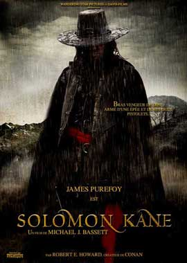 Solomon Kane - 27 x 40 Movie Poster - French Style B