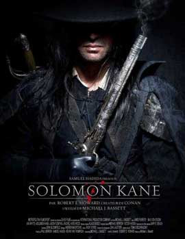 Solomon Kane - 11 x 17 Movie Poster - French Style C