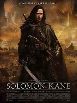 Solomon Kane - 27 x 40 Movie Poster - French Style D