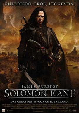 Solomon Kane - 11 x 17 Movie Poster - Italian Style A