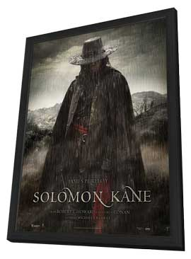 Solomon Kane - 11 x 17 Movie Poster - Style A - in Deluxe Wood Frame
