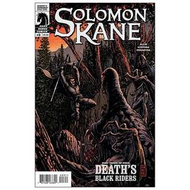 Solomon Kane - Solomon Kane: Death's Black Riders #3 Comic Book