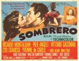 Sombrero - 22 x 28 Movie Poster - Style A