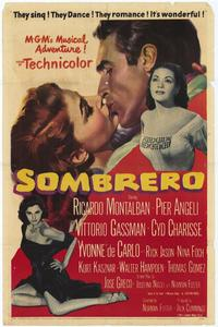 Sombrero - 11 x 17 Movie Poster - Style A