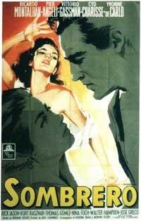 Sombrero - 11 x 17 Movie Poster - Style B