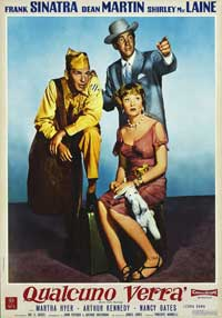 Some Came Running - 27 x 40 Movie Poster - Italian Style A