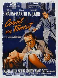 Some Came Running - 11 x 17 Movie Poster - French Style A
