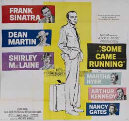 Some Came Running - 30 x 40 Movie Poster - Style A
