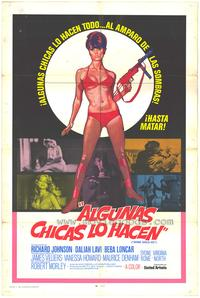 Some Girls Do - 11 x 17 Movie Poster - Spanish Style A