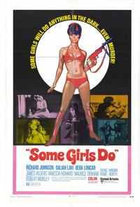 Some Girls Do - 43 x 62 Movie Poster - Bus Shelter Style A