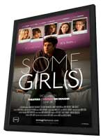 Some Girl(s) - 11 x 17 Movie Poster - Style A - in Deluxe Wood Frame