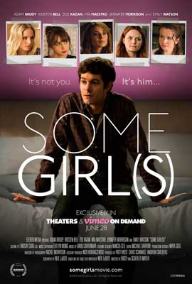 Some Girl(s) - 11 x 17 Movie Poster - Style A
