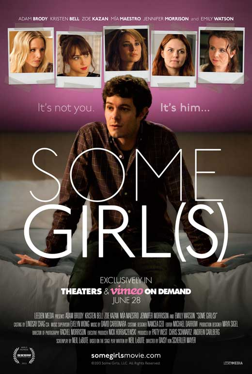 Girls Movie Posters Some Girl(s