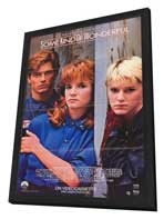 Some Kind of Wonderful - 11 x 17 Movie Poster - Style B - in Deluxe Wood Frame