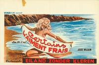 Some Like It Cool - 27 x 40 Movie Poster - Belgian Style A