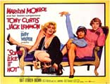 Some Like It Hot - 11 x 14 Movie Poster - Style A