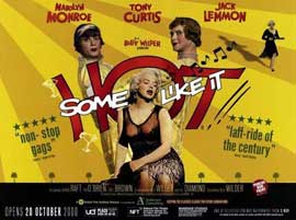 Some Like It Hot - 11 x 17 Movie Poster - Style A